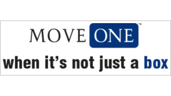 MOVE ONE RELOCATIONS DOO logo