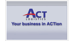 ACT LOGISTICS AD logo