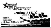 a.p.r  peric transport
