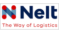 nelt log logo